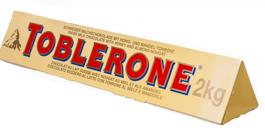 Toblerone 2 kg