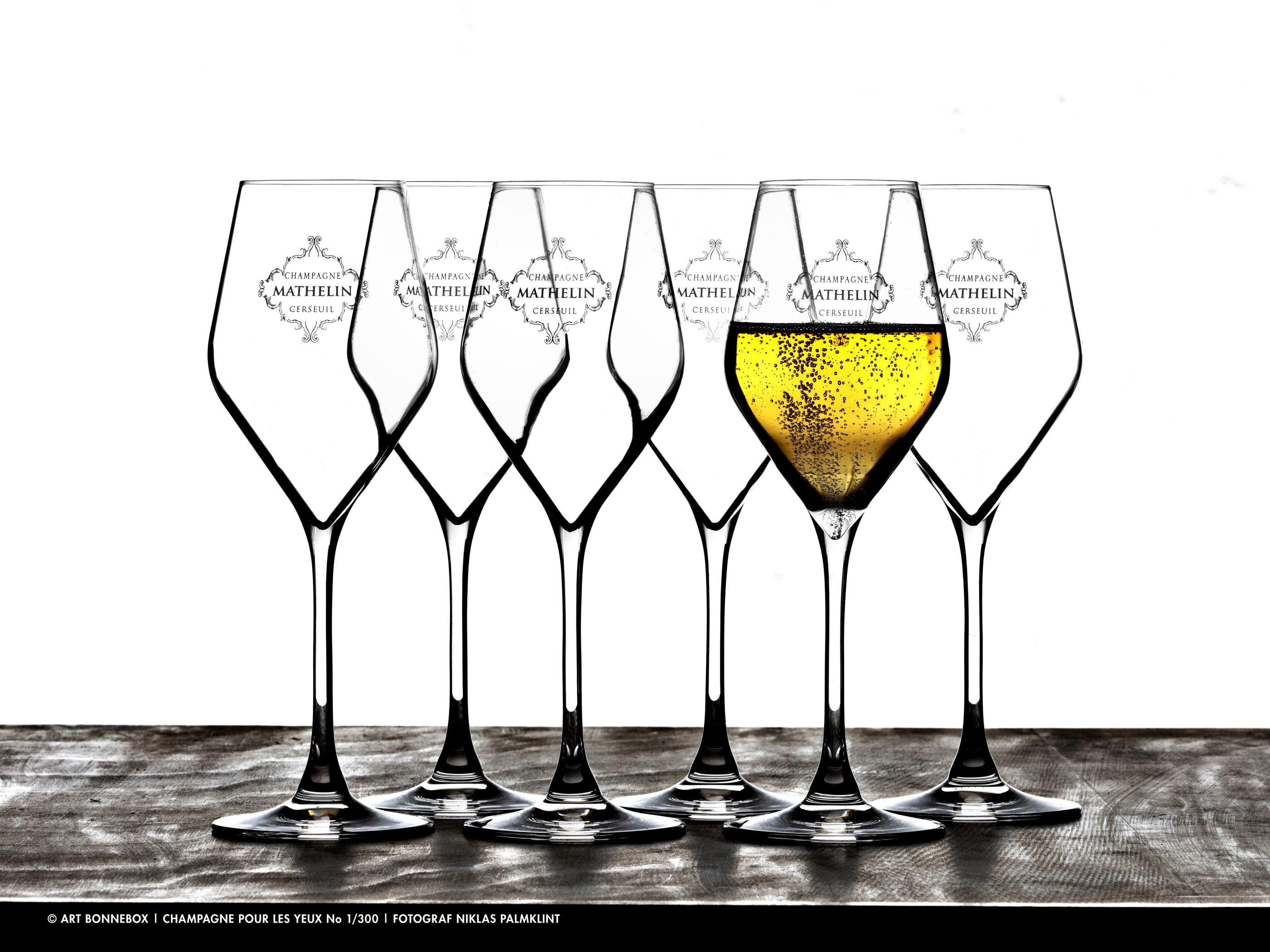 champagneglas 40x30