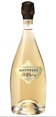 Champagne Mathelin Perle de Chardonnay vintage 2014 Brut Nature