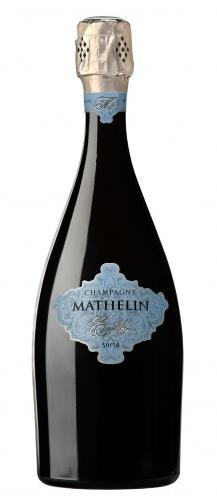 Champagne Mathelin Équilibre vintage 2014 Brut Nature