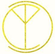 Mästar symbolen i Guds Kärleks Nåd.
