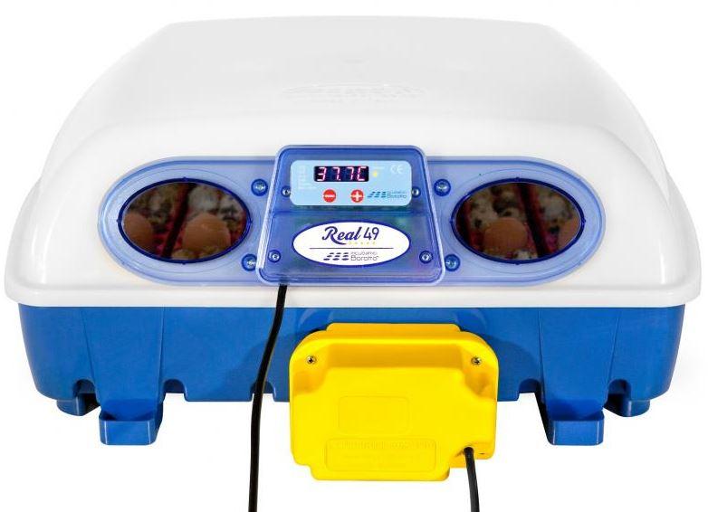 Äggläckningsmaskin Real48 auto