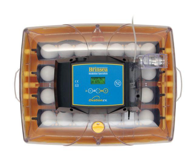 ÄggkläckningsmaskinOvaAdvEXtop