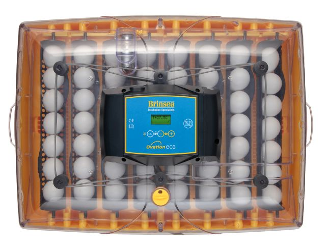 ÄggkläckningsmaskinOvaEco56top