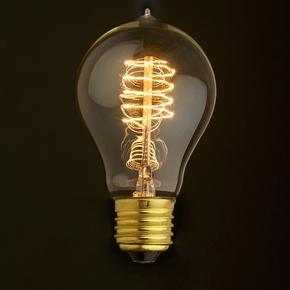 Glödlampa classic vertikal