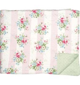 Överkast Marie pale pink 140x220 GreenGate