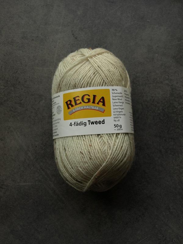 Tweed 50g natur 002
