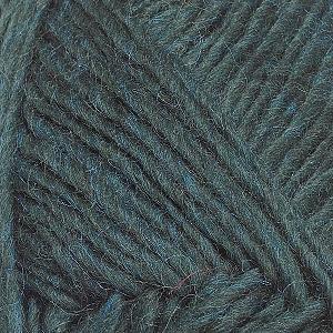 Lettlopi 11405 mörkgrön melerad