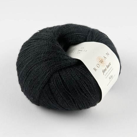 Rowan Fine Lace Noir 934