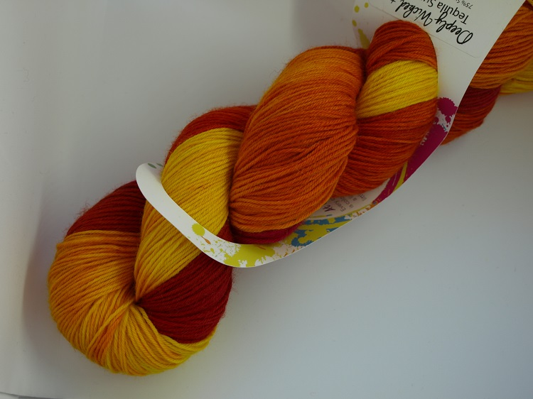 Easyknits DW Tequila Sunset