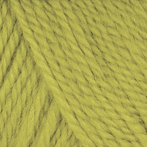 Kambgarn golden green 38118