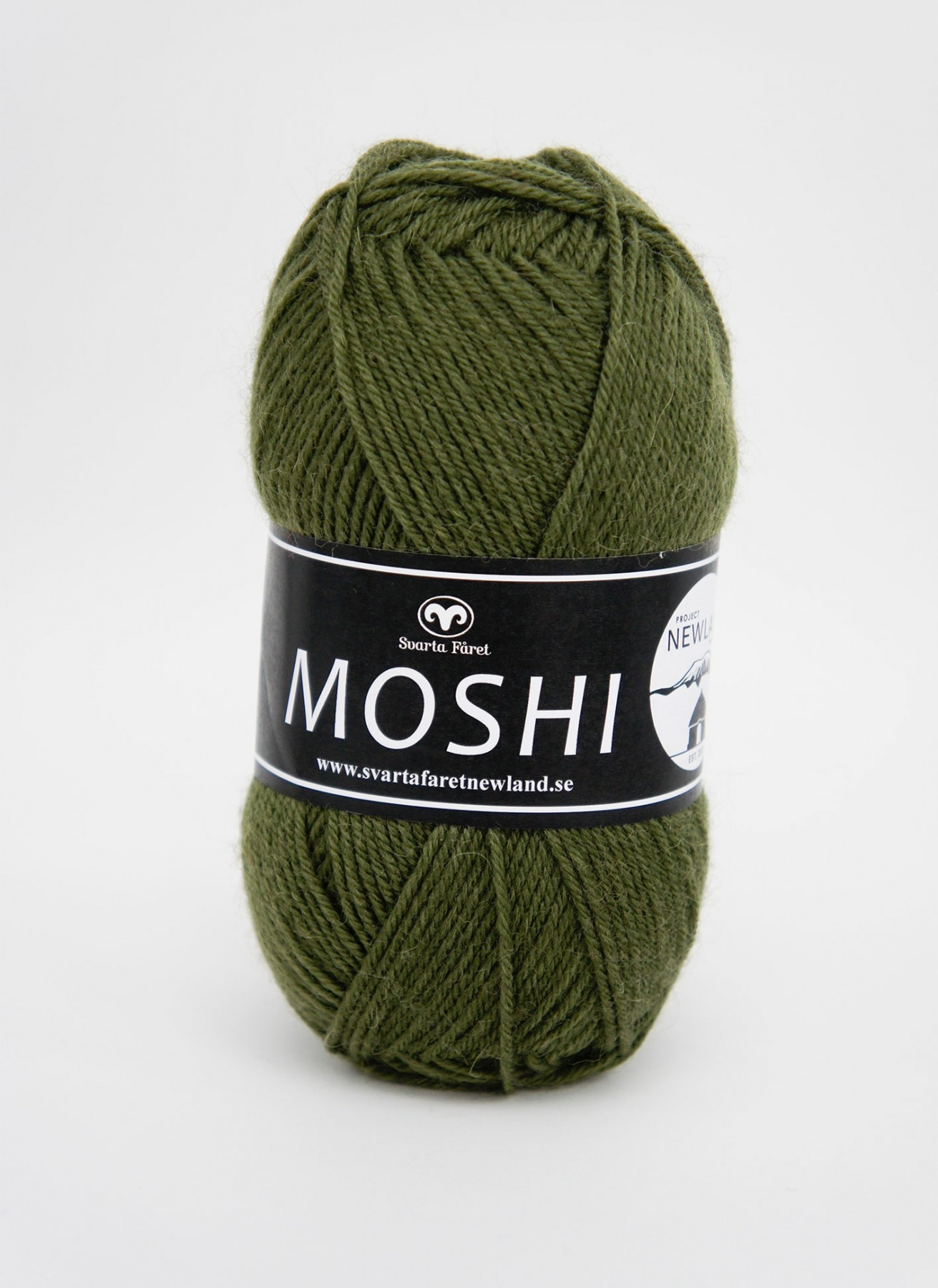 moshi olivgrön 84