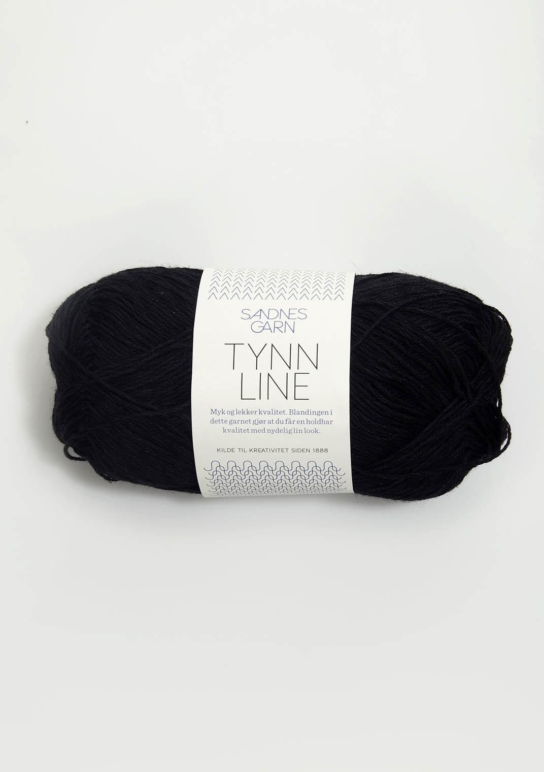 Sandnes tynn line 1099 svart