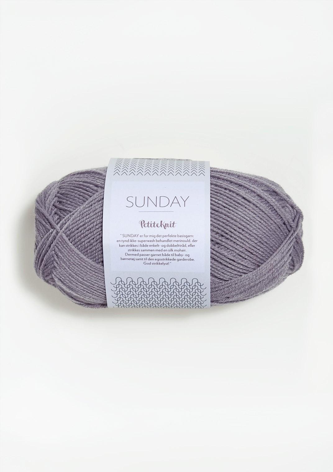 Sunday 4631 Stövet lila