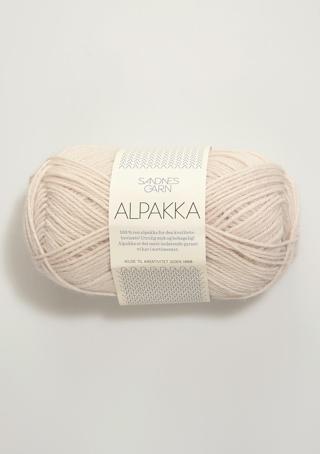 Sandnes Alpakka 1015
