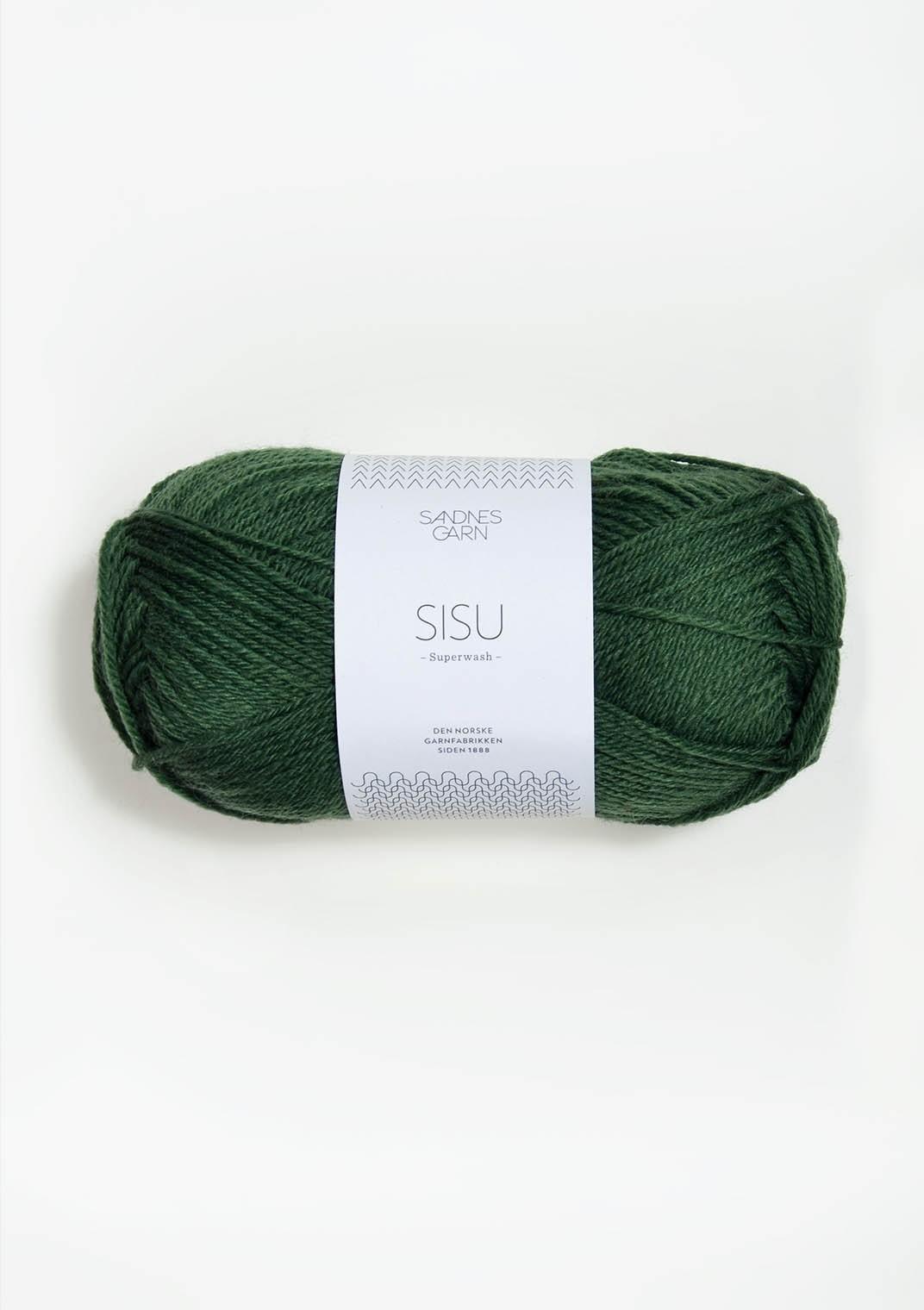 SISU mörkgrön, 8063