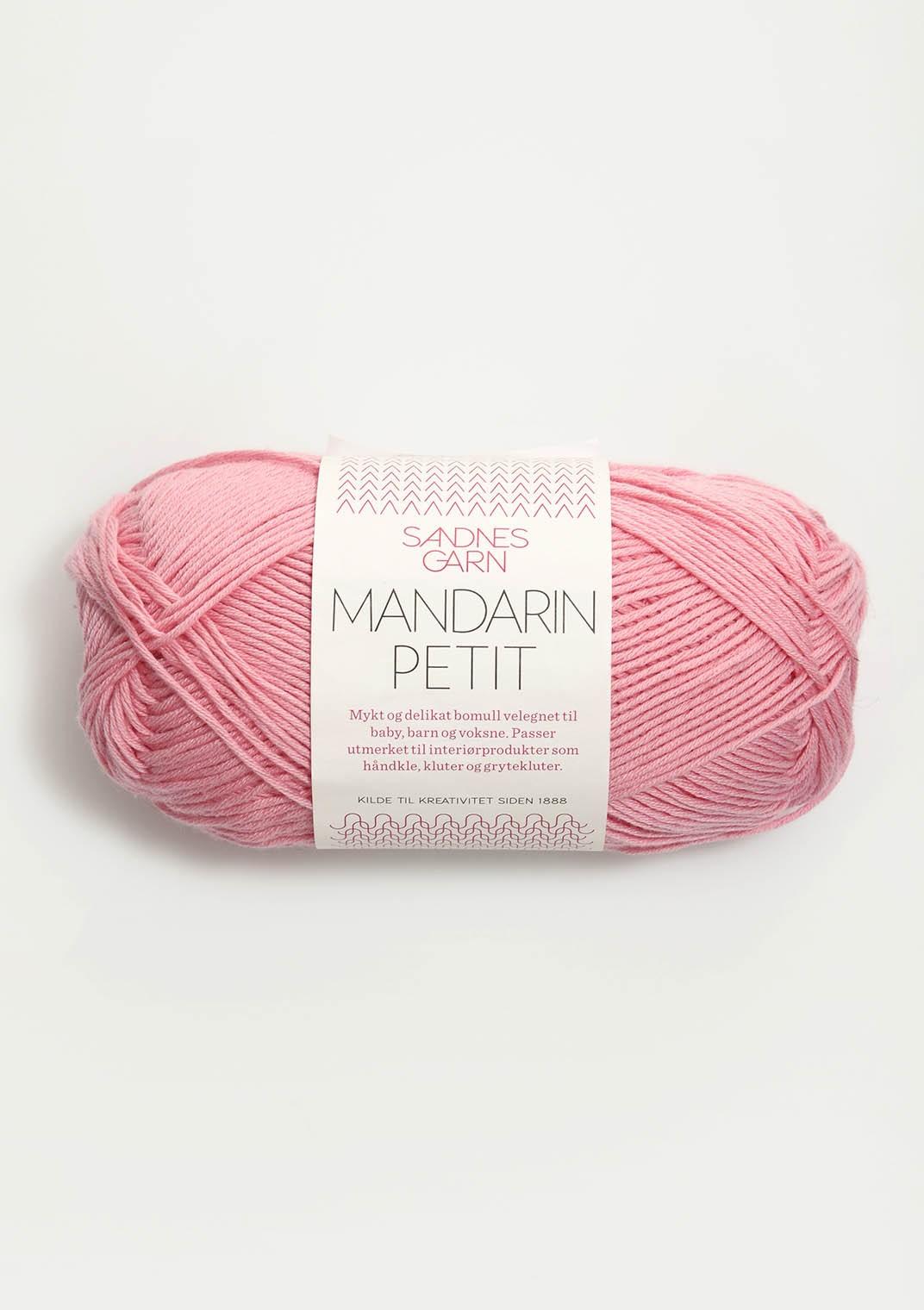 mandarin petit 4314 varm rosa