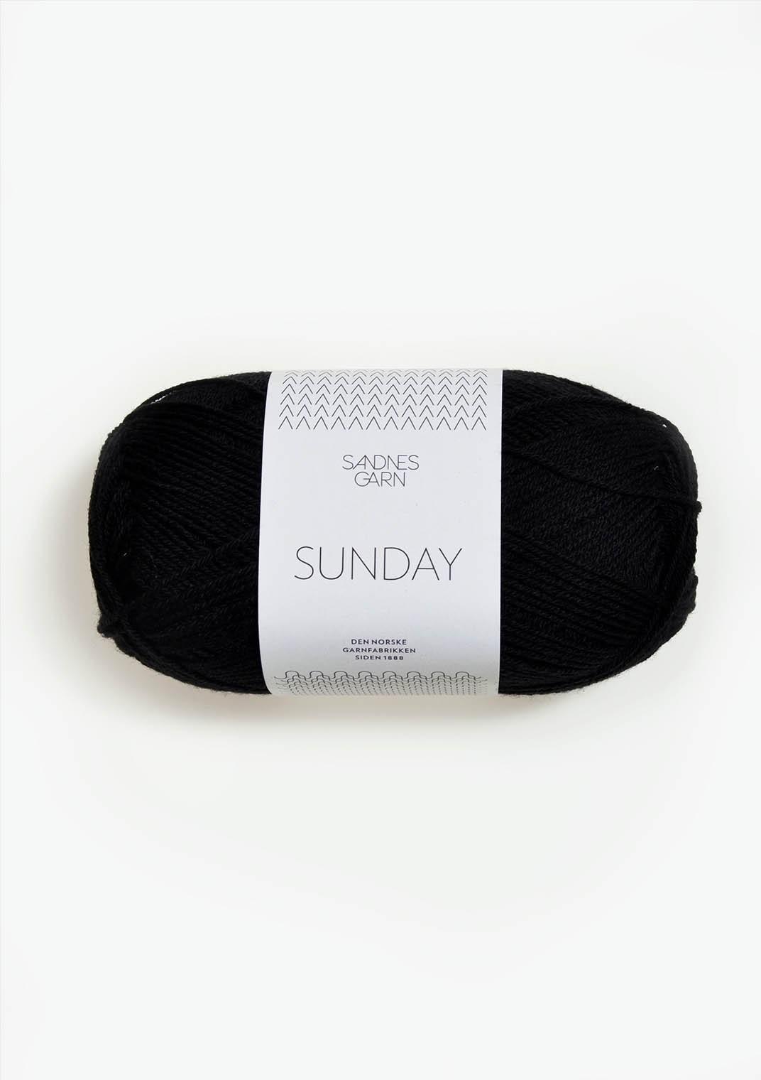 Sunday 1099 svart