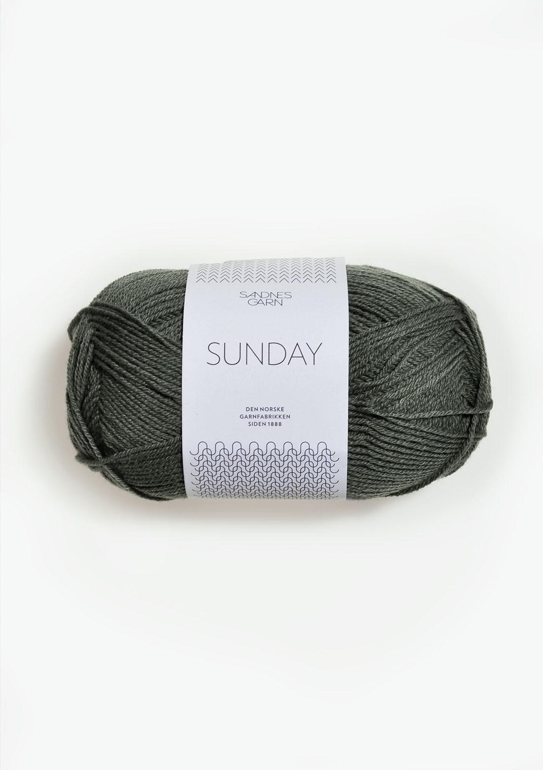 Sunday 9071 dimmig olivgrön