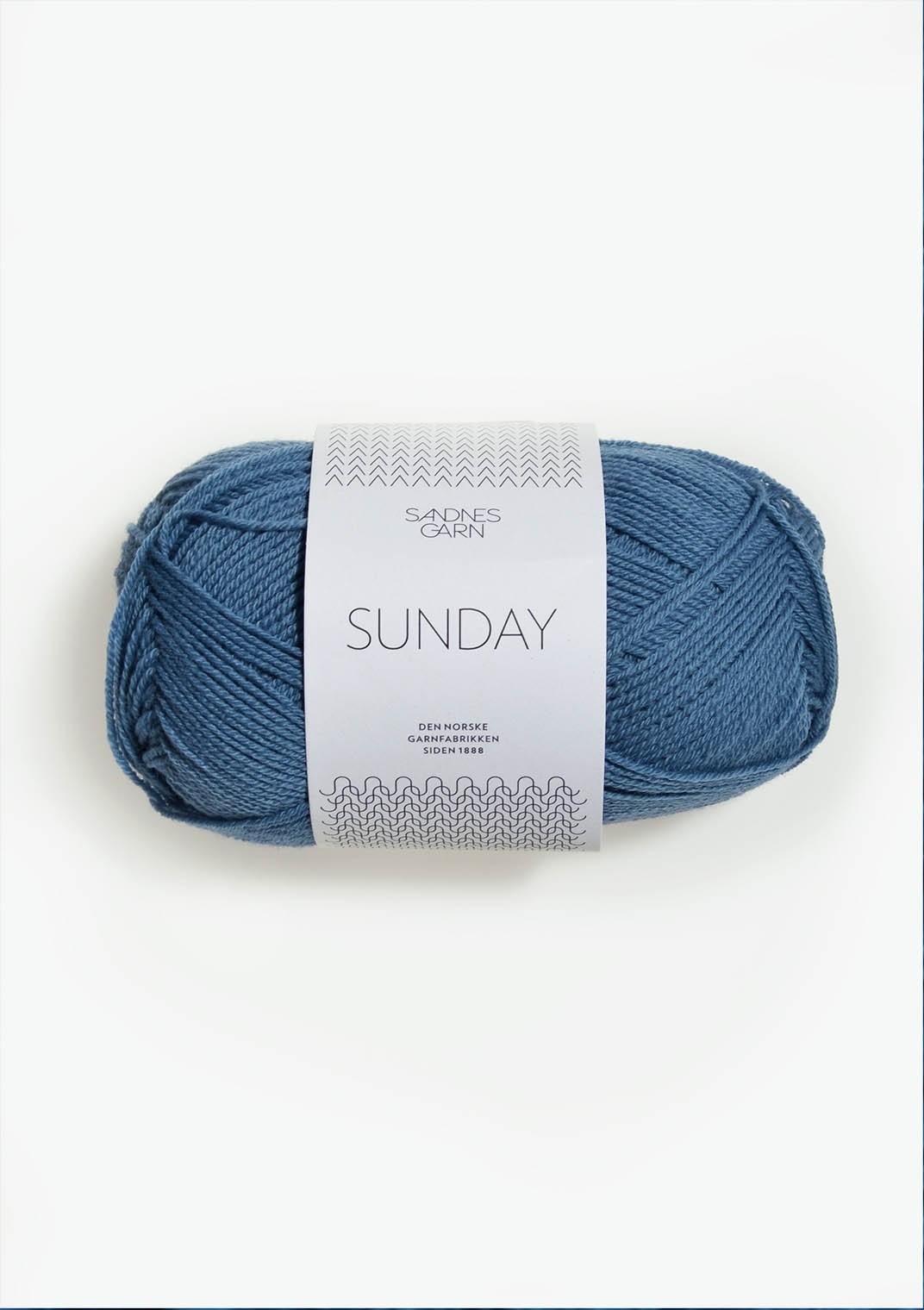 Sunday 6042 mörk himmelsblå