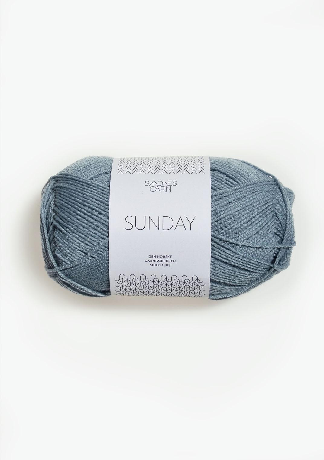Sunday 6501 Isblå