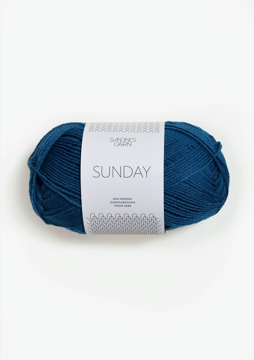 Sunday 6063 Inkblå
