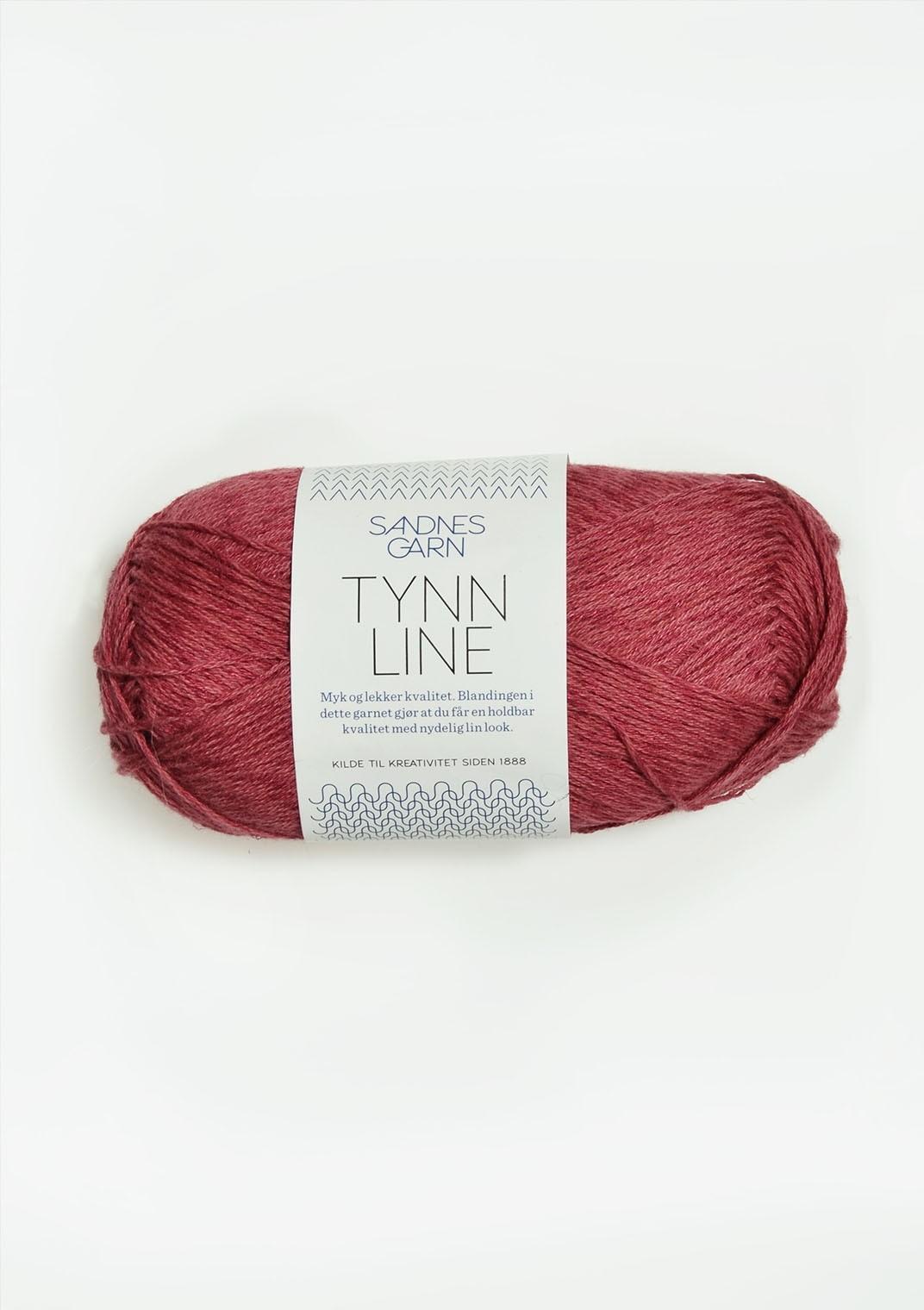 Tynn line 4335 hallonkräm