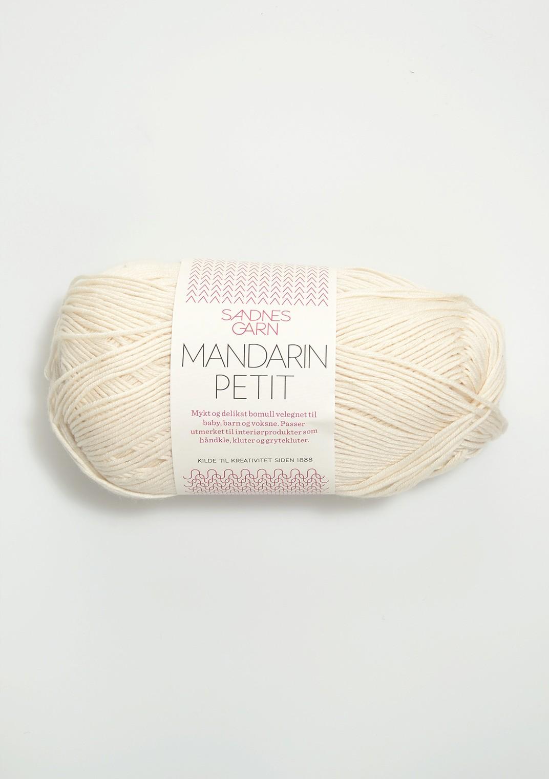 Mandarin petit 1012 natur