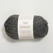 Smart 1053 mörkgråmelerad