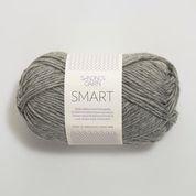 smart 1042 gråmelerad