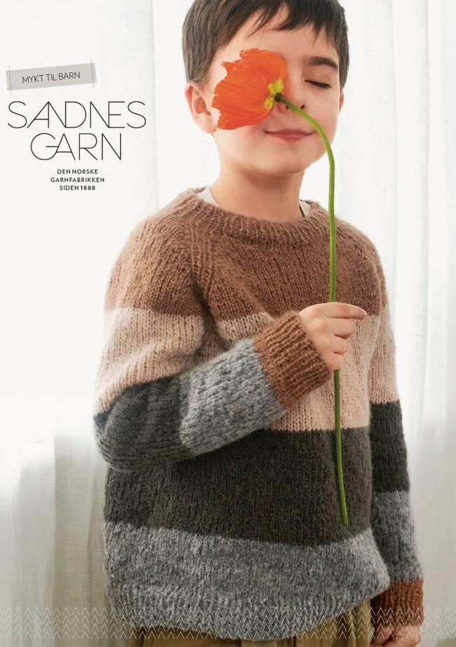 Sandnes 2103, mjukt till barn