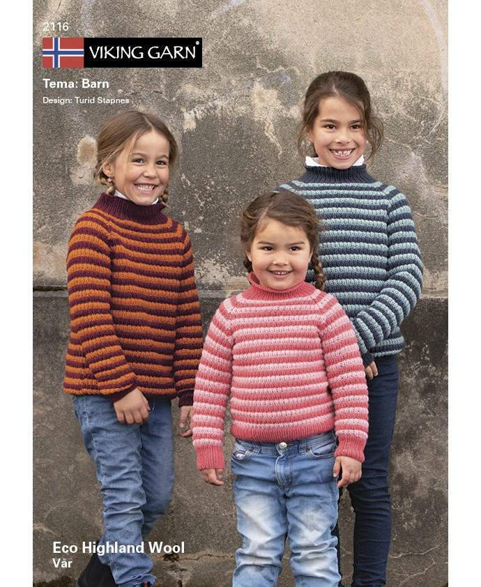 Viking häfte 2116 barn vår