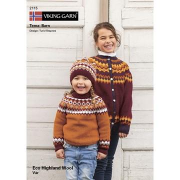 Viking 2115 eco higland wool barn
