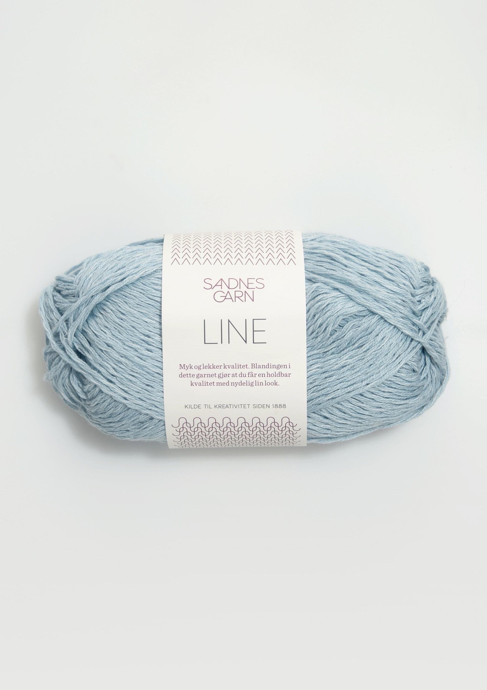 Line 5930 ljusblå