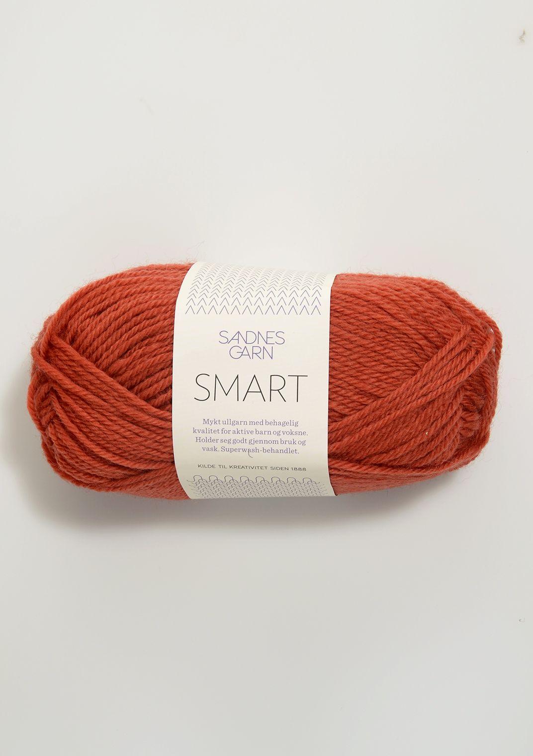 Smart 3525 bränd orange