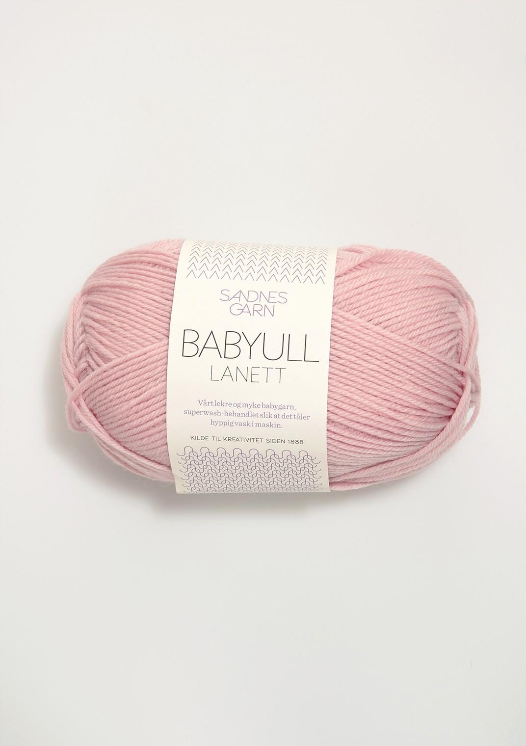 babyull lanett 4312 puder rosa