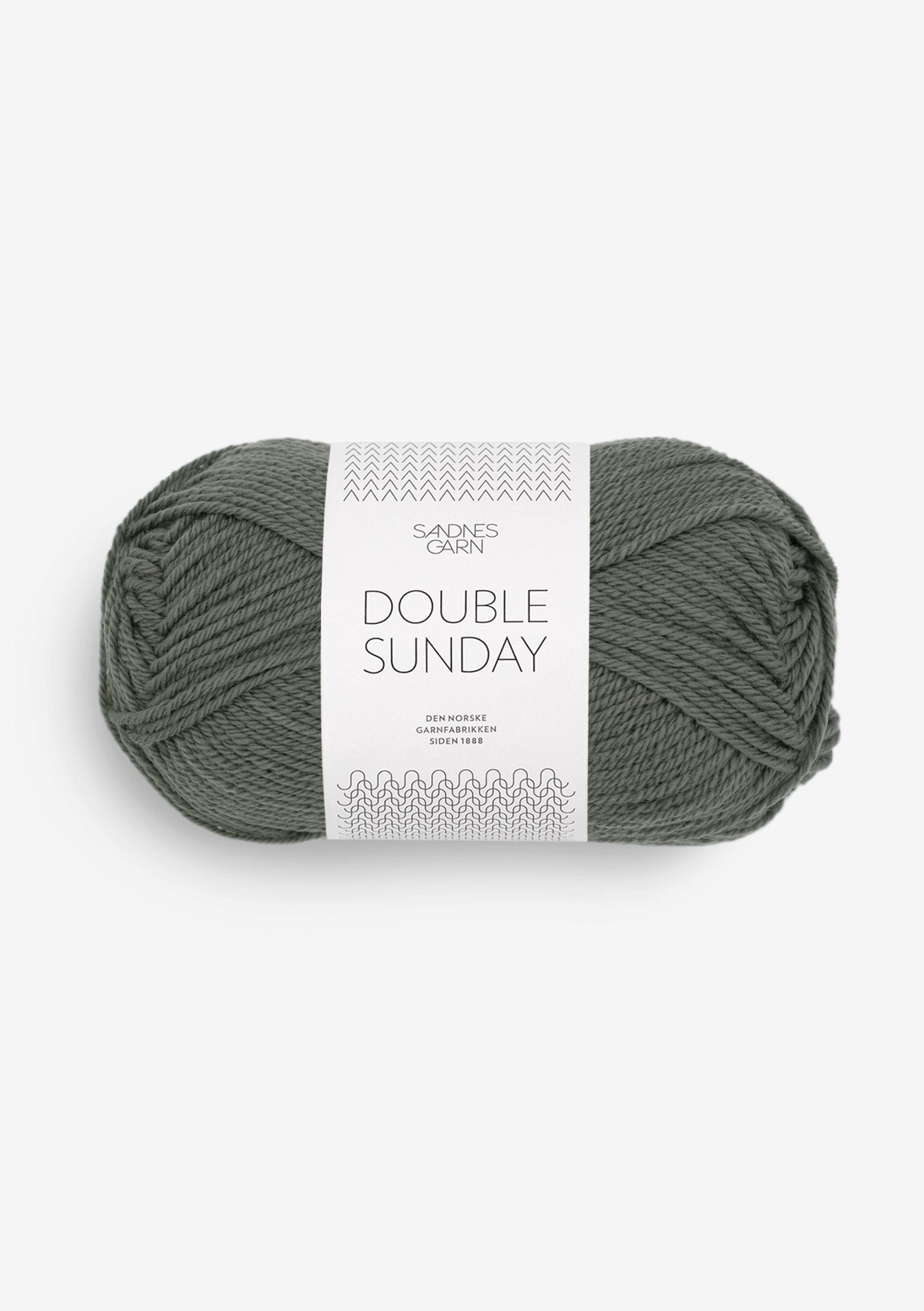 double sunday 9071 dimmigt olivgrön