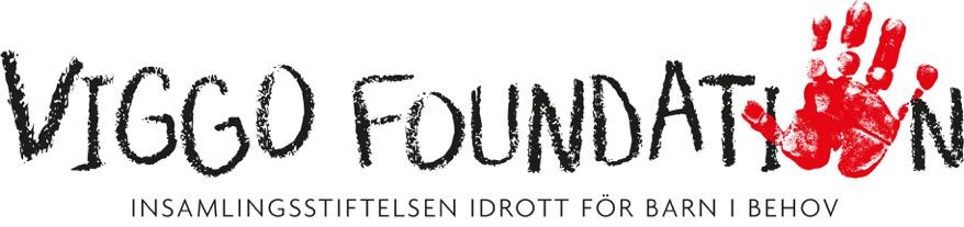 VIGGO foundation logga vit bakgrund