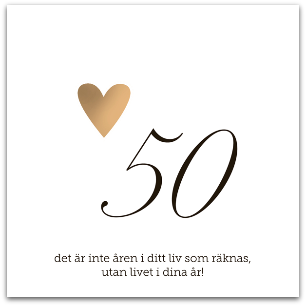 grattis 50 år text födelsedag | cloudberryfield grattis 50 år text