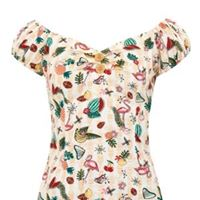 Dolores flamingo - dolores flamingo stl 2XL