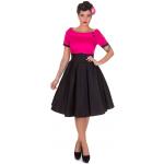 Darlene - darlene rosa/svart stl 3XL