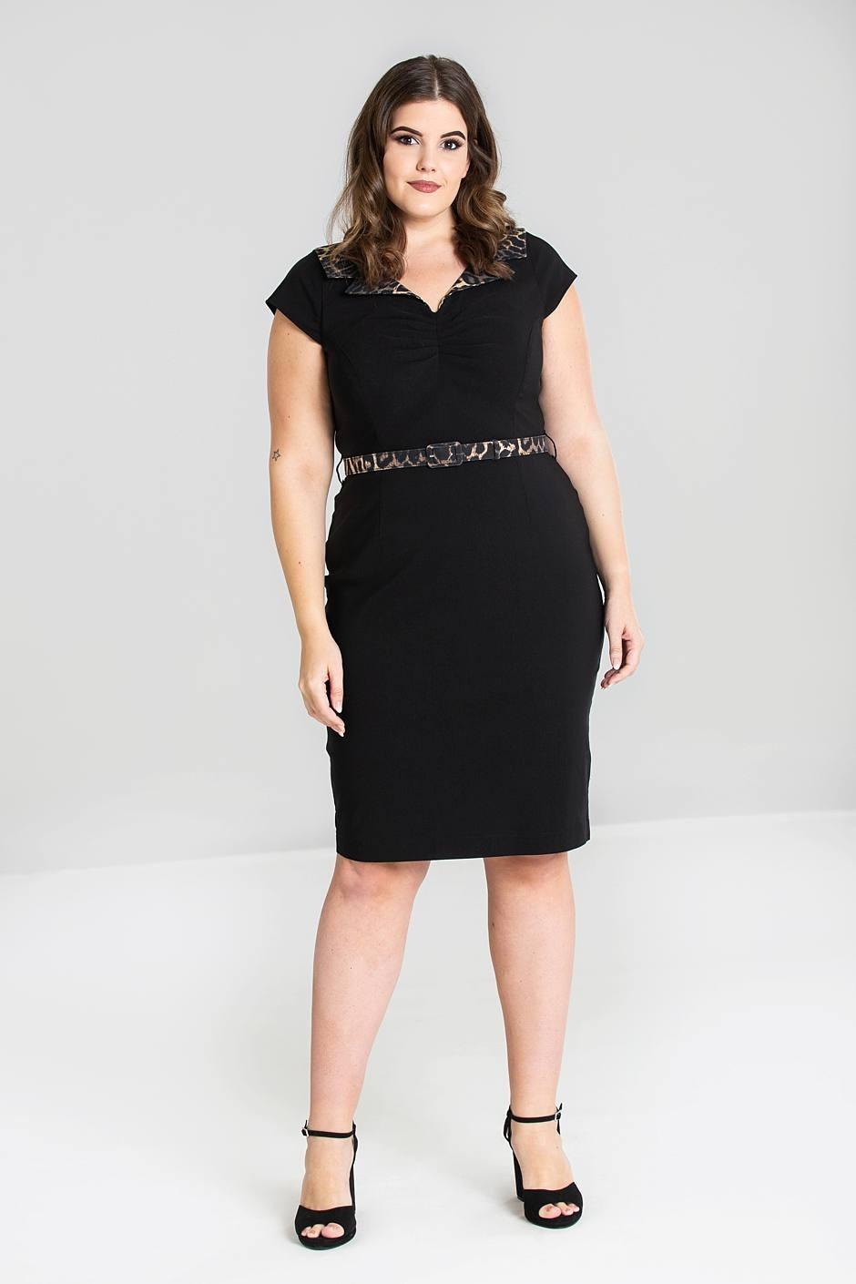 feline penn dress