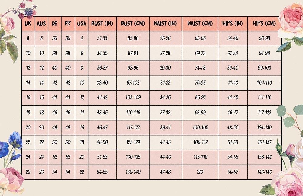 dolly&dottyInternational_Size_Chart