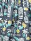 Tiki Paradise Gathered kjol