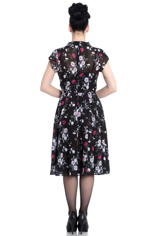 belleville klänning svart