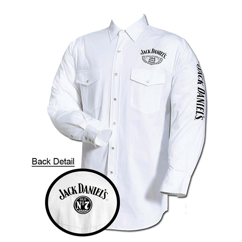 jack daniels skjorta