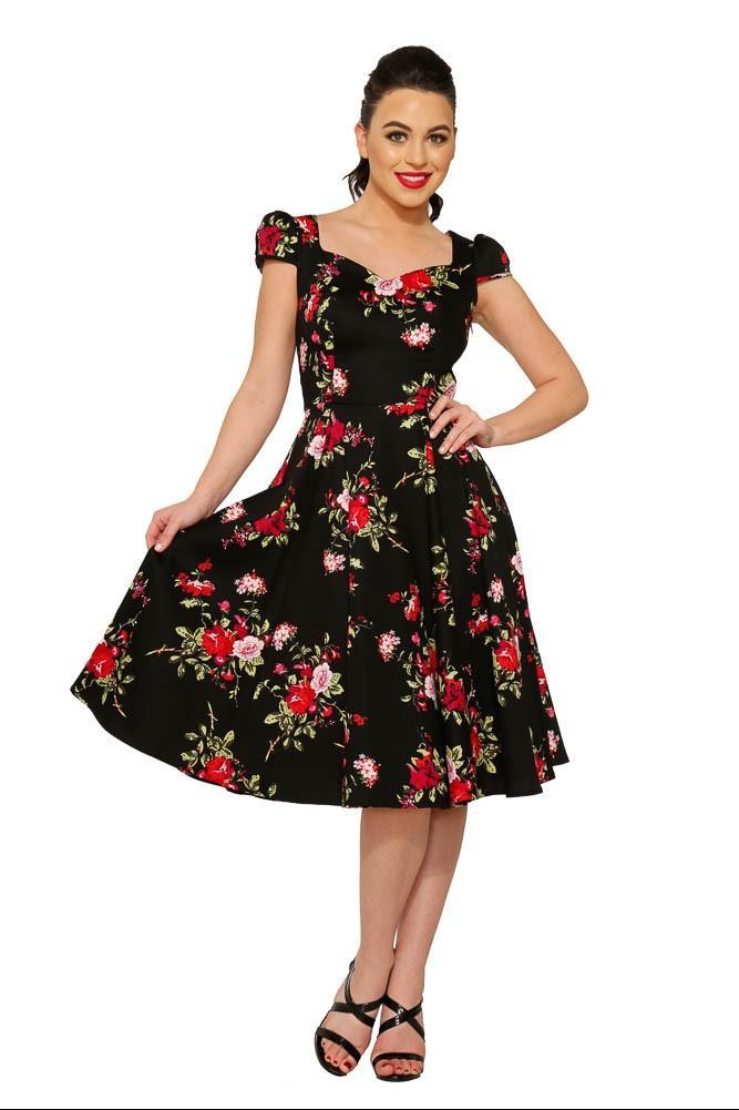 svartblommigklänning1