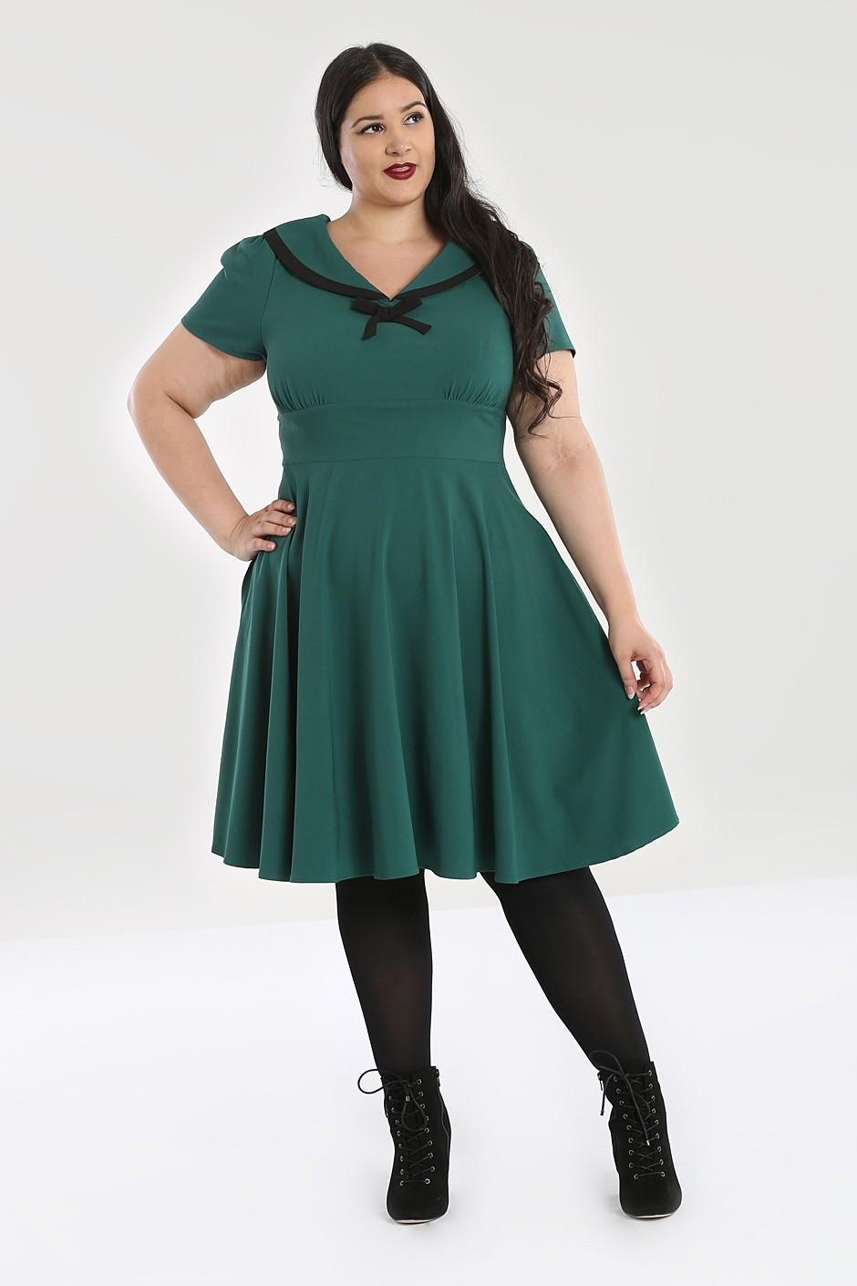 thea-dress-green