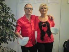 Andreas (Bromma) och Carita (Ebba)  tog ännu en 2:a placering.  Denna gång i B+35B i Sundsvall.  Ett stort Grattis!!
