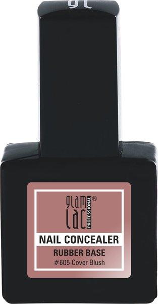 GLAMLAC NAIL CONCEALER #605 COVER BLUSH
